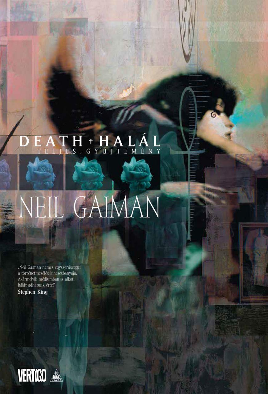 Neil Gaiman: Death - Halál: Teljes gyűjtemény előrendelés