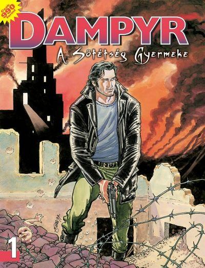 Dampyr - A sorozat 1-5. kötete akciós csomag