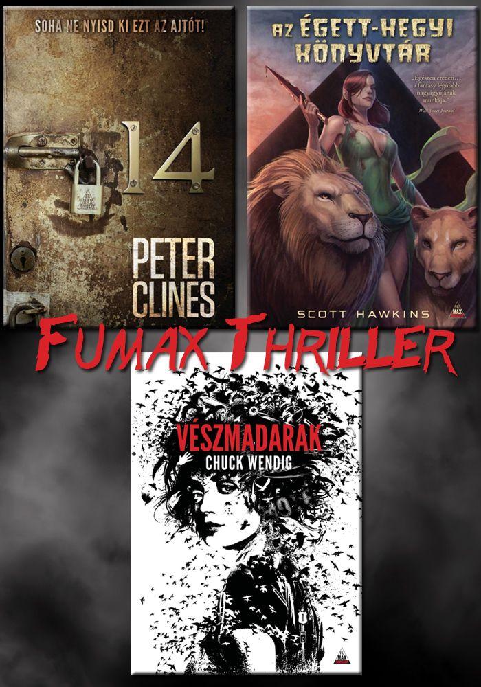 Fumax Thriller akciós csomag