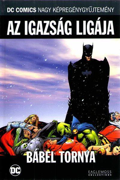 Az Igazság Ligája – Bábel Tornya (DC 4.) UTOLSÓ PÉLDÁNYOK
