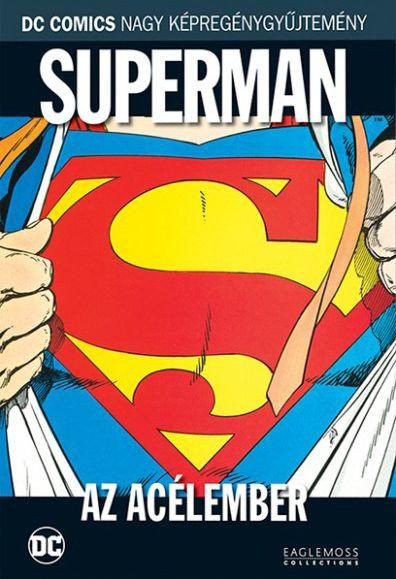 Superman: Az Acélember (DC 10.) UTOLSÓ példány