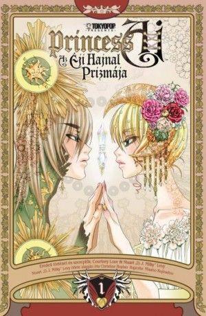 Princess Ai: Az Éji Hajnal Prizmája #1