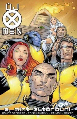 Új X-Men: E, mint Eltörölni