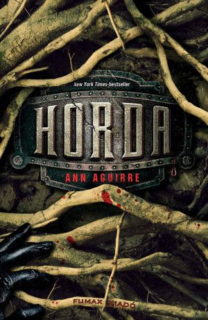 Horda (Razorland trilógia 3.)