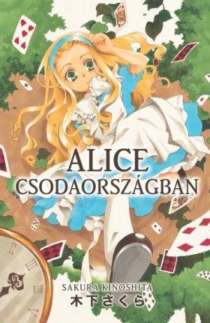 Alice csodaországban ajándék