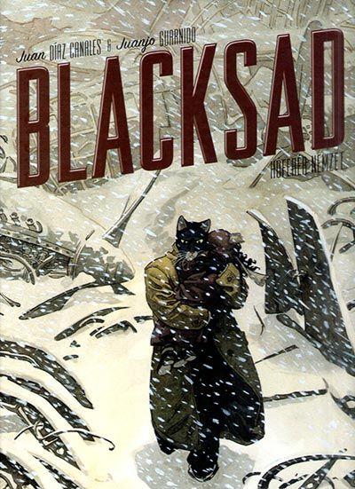 Blacksad #2 - Hófehér nemzet