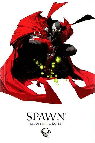 Todd McFarlane: Spawn Kezdetek 2 (keménytáblás képregény)