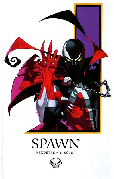 Spawn kezdetek 4