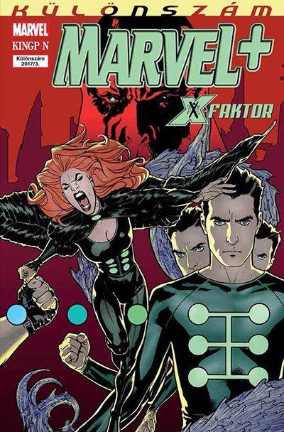 Marvel+ 2017/3 X-faktor 2.