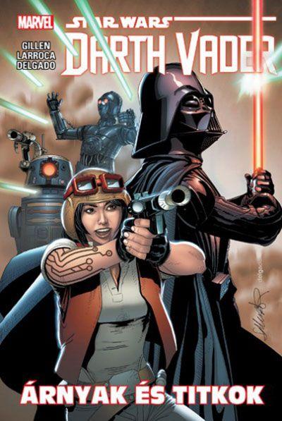 Star Wars - Darth Vader #2 - Árnyak és titkok
