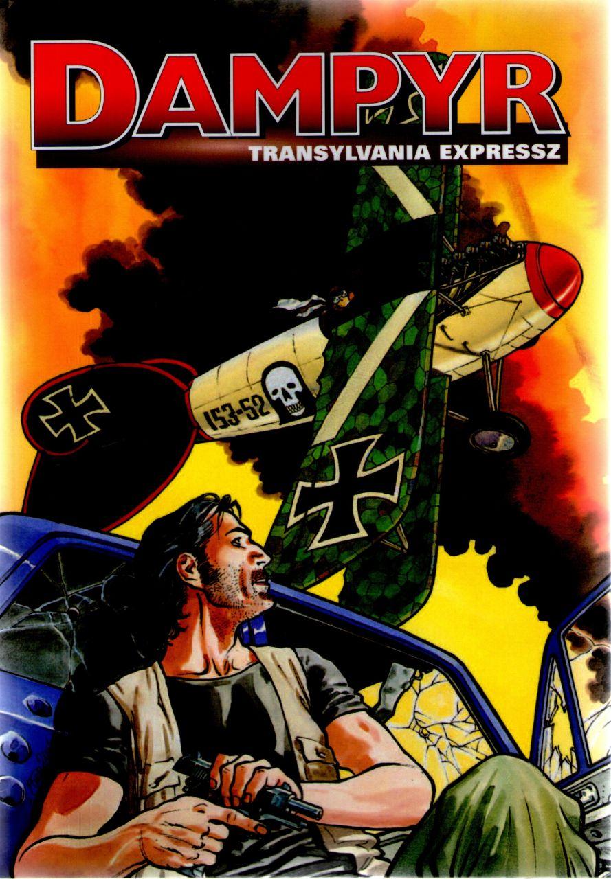 Dampyr (Frike Comics) #2 - Transylvania expressz