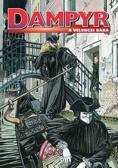 Dampyr 1 (Frike Comics) - A velencei baba