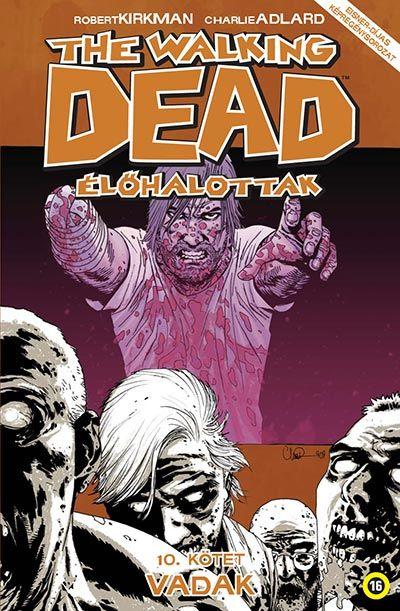 Walking Dead 10 - Vadak