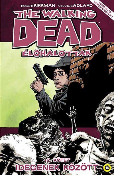 Walking Dead 12 - Idegenek között