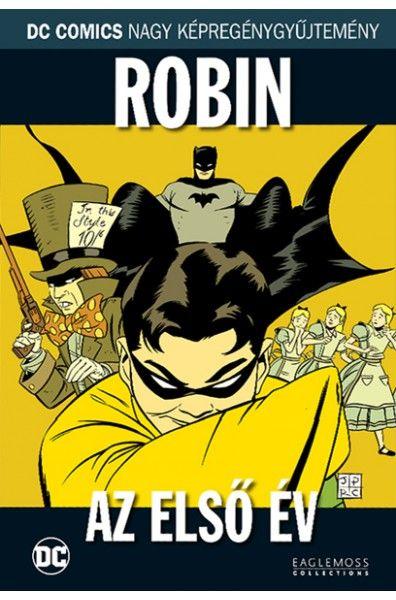 Robin: Az Első év (DC 20.)