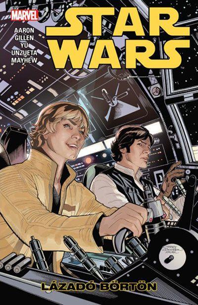 Star Wars 3 - Lázadó börtön