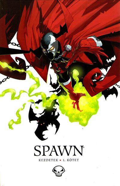 McFarlane/Capullo: Spawn: Kezdetek 1 (keménytáblás képregény)