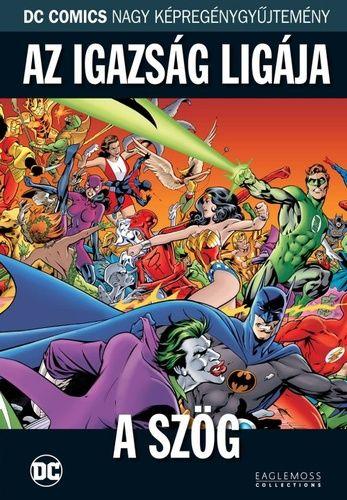 Az Igazság Ligája: A Szög (DC 24.)