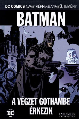 Batman: A végzet Gothambe érkezik (DC 25.)