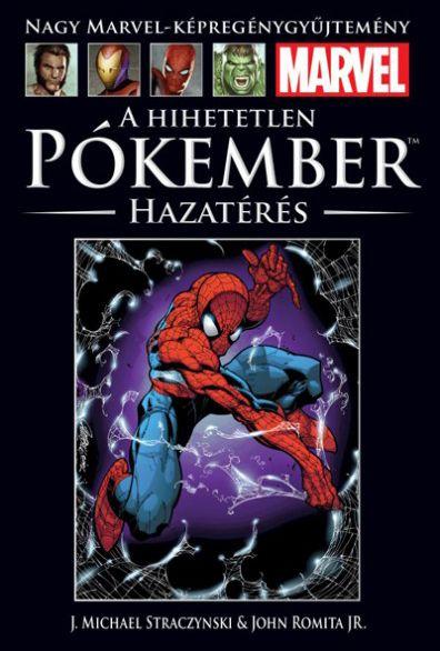 Nagy Marvel Képregénygyűjtemény 1.: A Hihetetlen Pókember - Hazatérés