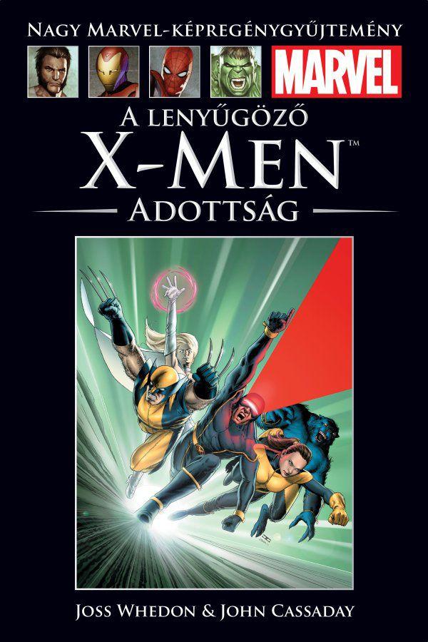 Nagy Marvel Képregénygyűjtemény 2.: A Lenyűgöző X-Men - Adottság