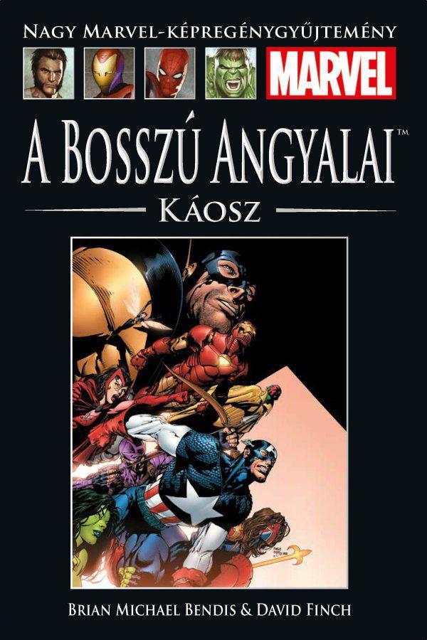 Nagy Marvel Képregénygyűjtemény 3.: A Bosszú Angyalai - Káosz