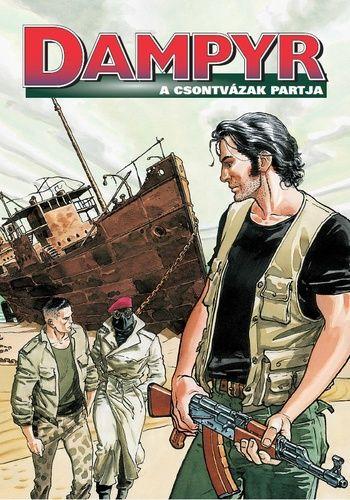 Dampyr 3 (Frike Comics) - A csontvázak partja