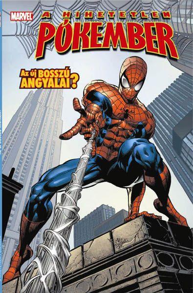 A hihetetlen Pókember - Az új Bosszú Angyalai?