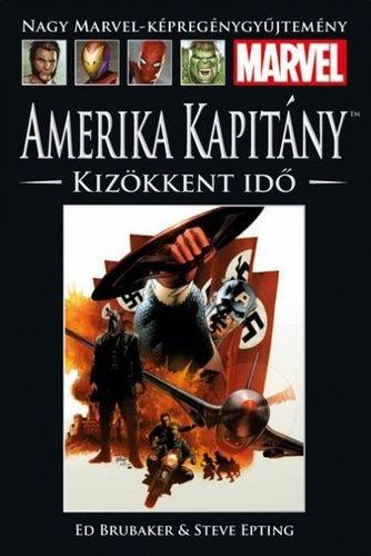 Nagy Marvel Képregénygyűjtemény 4.: Amerika kapitány - kizökkent idő