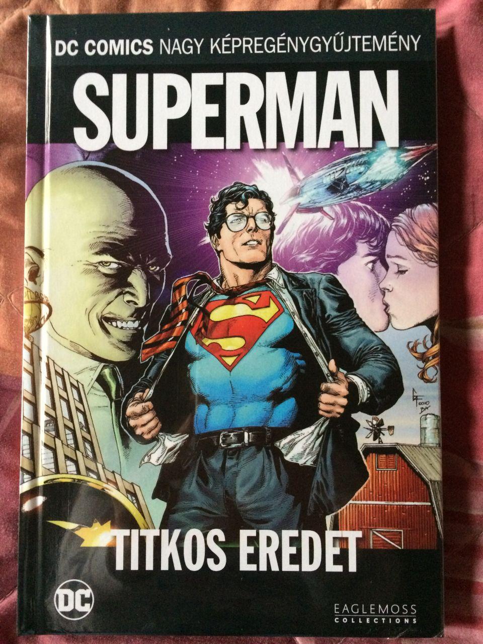 Superman: Titkos eredet (DC 31.)