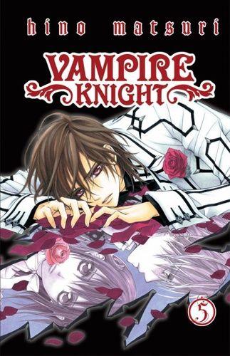 Vampire Knight 5.