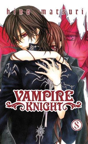 Vampire Knight 8.