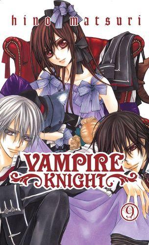 Vampire Knight 9.