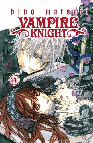 Vampire Knight 11.