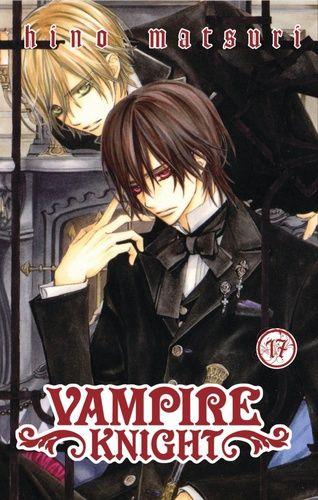 Vampire Knight 17.