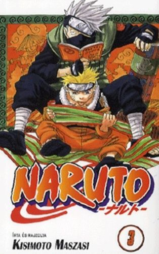 Naruto 3.