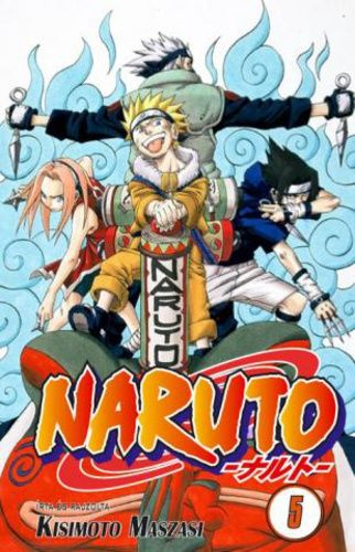 Naruto 5.