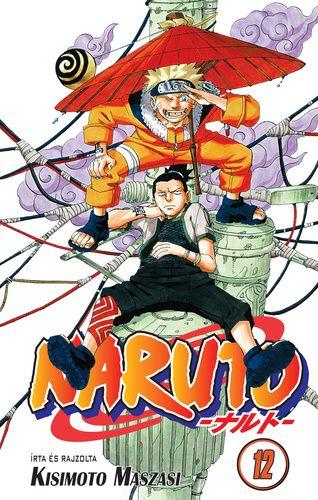 Naruto 12.