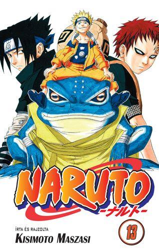 Naruto 13.