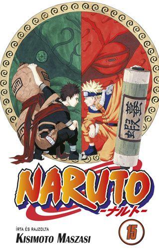 Naruto 15.