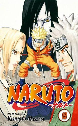 Naruto 19.