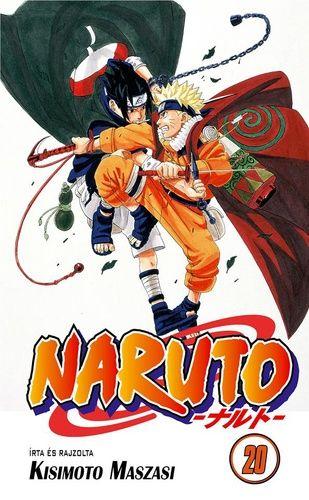 Naruto 20.
