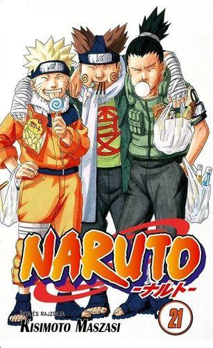 Naruto 21.