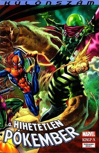 Marvel különszám 2018/1: A hihetetlen Pókember - A fajok eredete