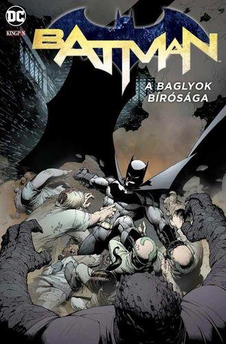 Batman: A Baglyok Bírósága