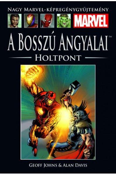 Nagy Marvel Képregénygyűjtemény 10.: A bosszú angyalai - Holtpont