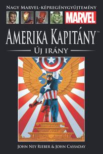Nagy Marvel Képregénygyűjtemény 11.: Amerika kapitány - Új irány