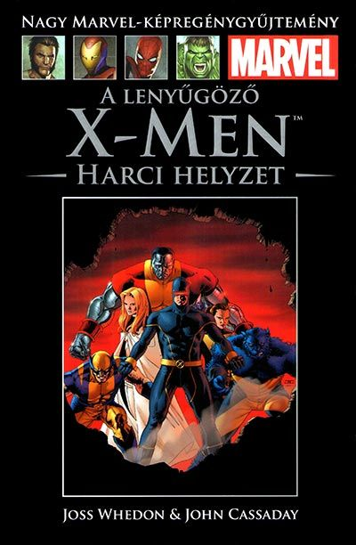 Nagy Marvel-Képregénygyűjtemény 13. - A Lenyűgöző X-Men - Harci helyzet