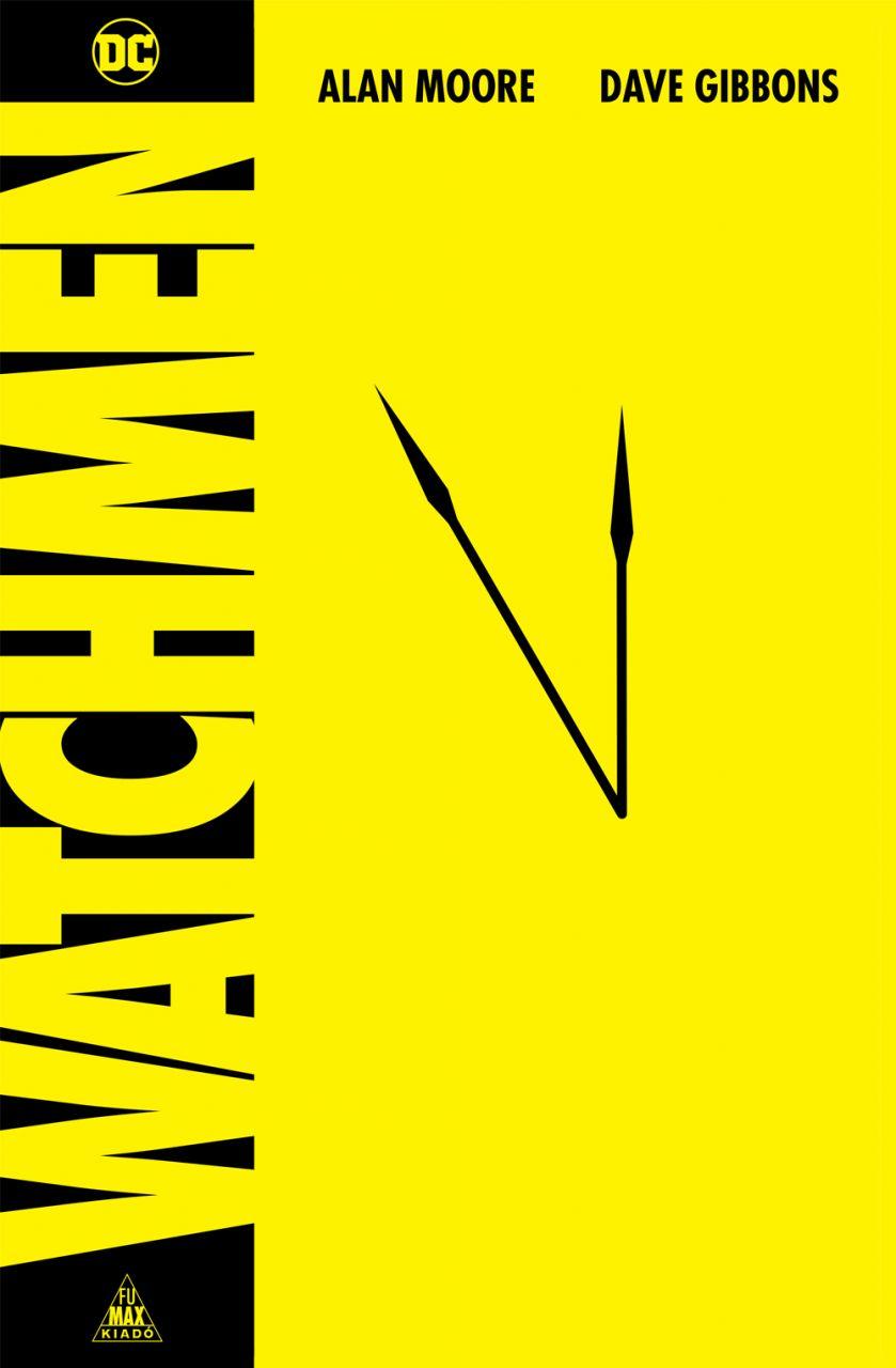 Moore / Gibbons: A teljes Watchmen (keménytáblás képregény)