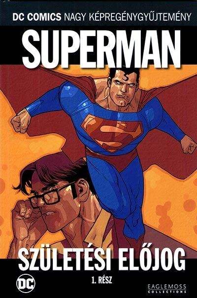 Superman - Születési előjog 1. rész (DC 41.)